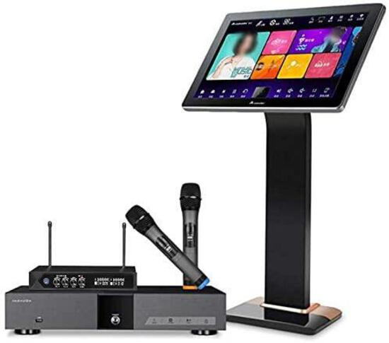UrbanDrama InAndOn KV-V5 Plus Karaoke Player, with Wireless Mic, 19.5 inch Touch Screen 8TB HDD