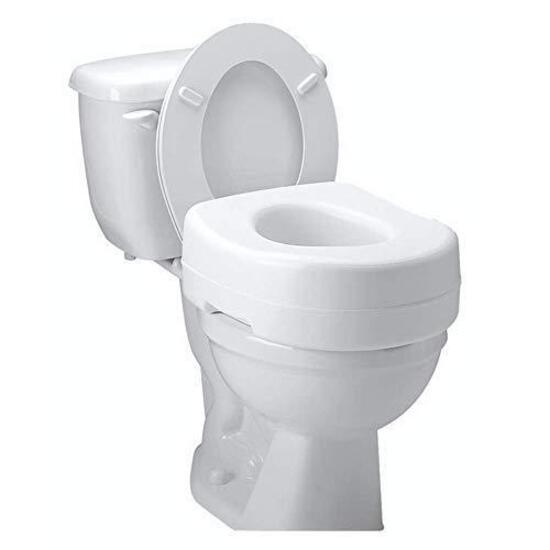 Carex Toilet Seat Riser