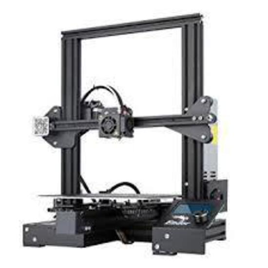 Ender 3 Pro 3D Printer with Magnetic Build Surface Plate