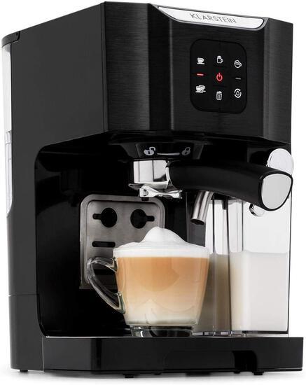 Klarstein BellaVita Coffee Machine 3-in-1 Function for Espresso,Cappuccino and Latte - $77.50 MSRP