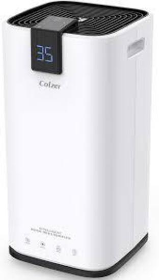 COLZER Dehumidifiers for Home, Basements, Bathroom, Kitchen, Bedroom, Garages, Portable Dehumidifier