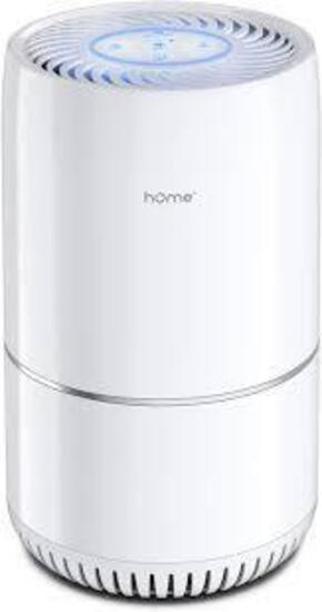 HomeLabs True HEPA H13 Filter Air Purifier - Small and Portable for Home - $89.99 MSRP