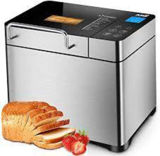 KBS Pro Stainless Steel Bread Machine, 2LB - $124.03 MSRP