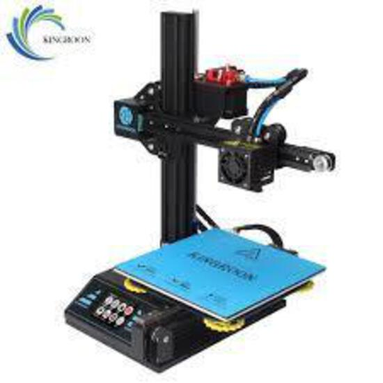 KingRoon DIY 3D Printer KP3 Upgraded High precision 3D