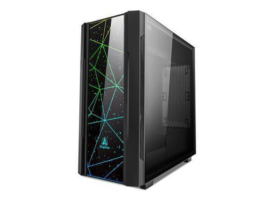 Segotep Phoenix ATX Black Mid Tower PC Gaming Computer Case USB 3.0 Ports $145.99 MSRP