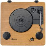 Record Player, Popsky 3-Speed Turntable Bluetooth Vinyl Record Player with Speaker $66.99 MSRP