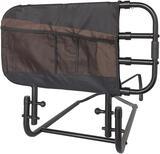 Stander EZ Adjust Bed Rail, Adjustable Home Hospital Bed Rail and Bed Assist Grab Bar