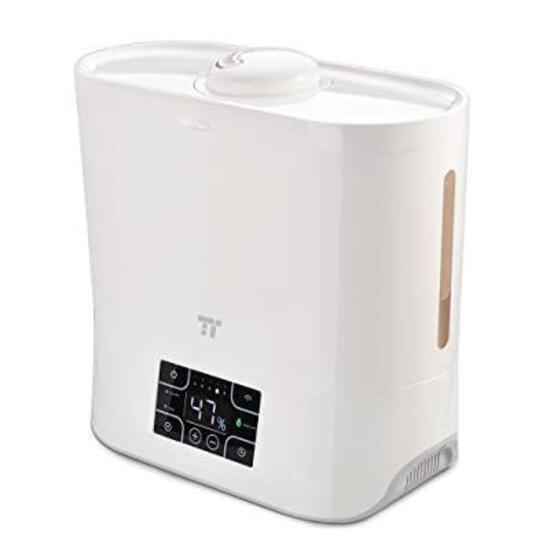 TaoTronics Top Fill Humidifiers for Bedroom Large Room, 4L Cool Mist Ultrasonic Humidifier