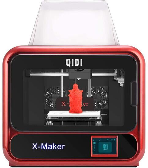 QIDI Technology High-end 3D Printer: X-Maker, Focus on Homes and Education