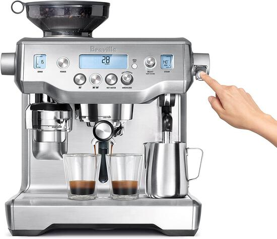 Breville BES980XL Oracle Espresso Machine, Brushed Stainless Steel $1,999.95 MSRP