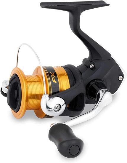 Shimano FX Spinning Reel : FX 2500 HG
