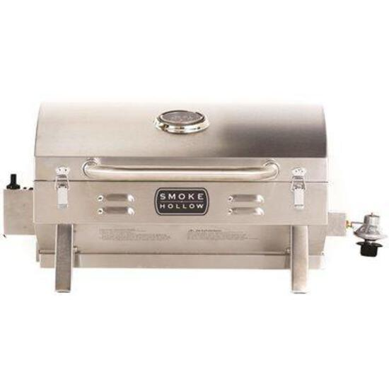 Smoke Hollow PT300B Portable Propane Tabletop Grill in Stainless SH19030819 $119.00 MSRP