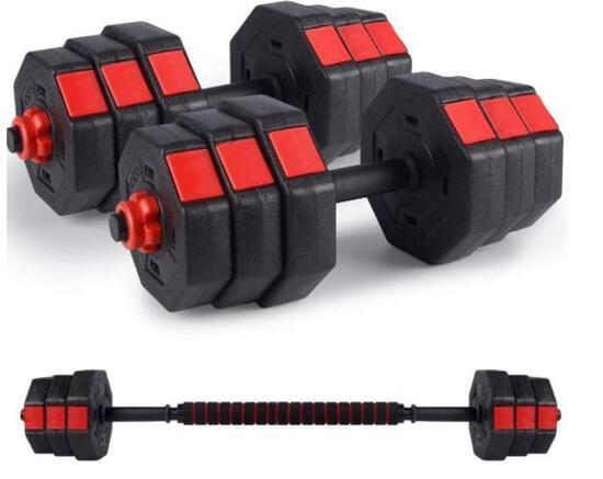 ...Kitclan Dumbbells Set, 44Lbs/66Lbs Adjustable Weight Set, Home Gym Equipment for Men / Women