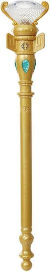 "Disney Elena of Avalor Magical Scepter - $22.49 MSRP; Mullsan 24""x118"" Wallpaper Peel and Stick"
