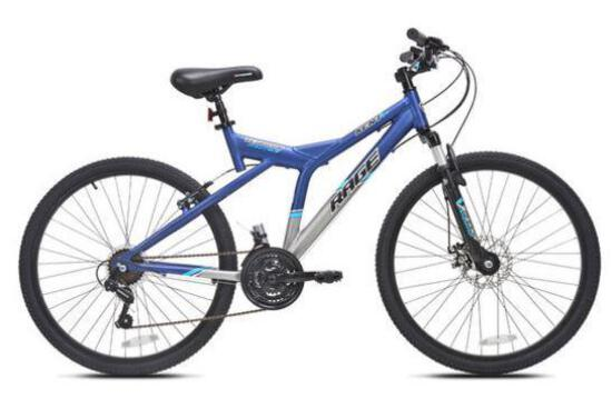 "Kent Rage 26"" Mountain Bike, $199.99"