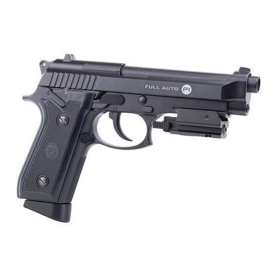 Crosman P1 CO2 BB Pistol (Black) (CFAMP1L) - $199.99 MSRP