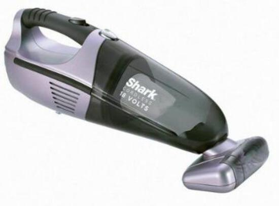 Shark Pet Perfect II 18-Volt Cordless Handheld Vacuum, $57.99