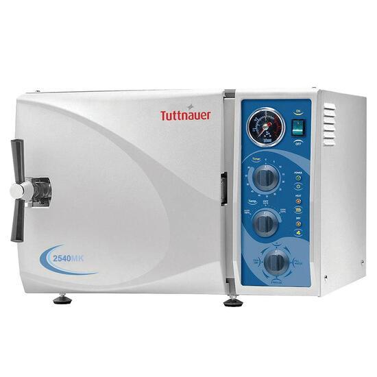 Tuttnauer Manual Autoclave Sterilizer, $3,800.00