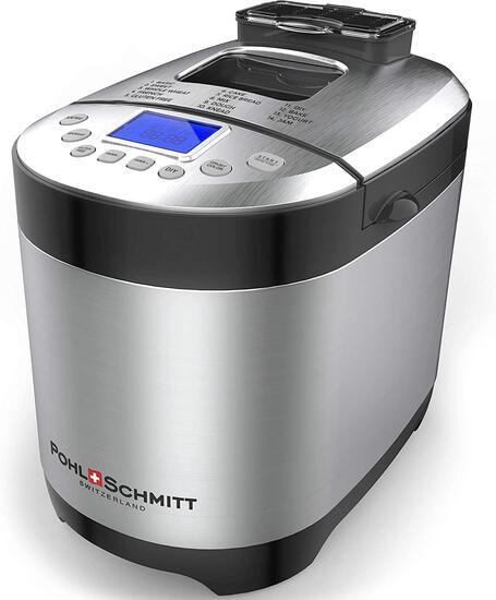 Pohl Schmitt Stainless Steel Bread Machine Bread Maker - $92.74 MSRP