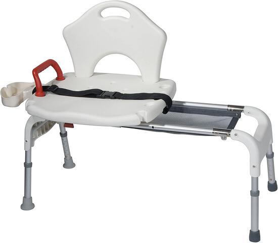 Drive Medical Folding Universal Sliding Transfer Bench $117.99 MSRP