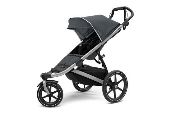 Thule Urban Glide 2 Jogging strollers, Dark Shadow, $529.95