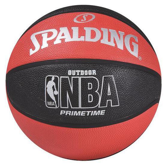 Spalding NBA Primetime Recreational Basketball Black/Red - $15.99 MSRP