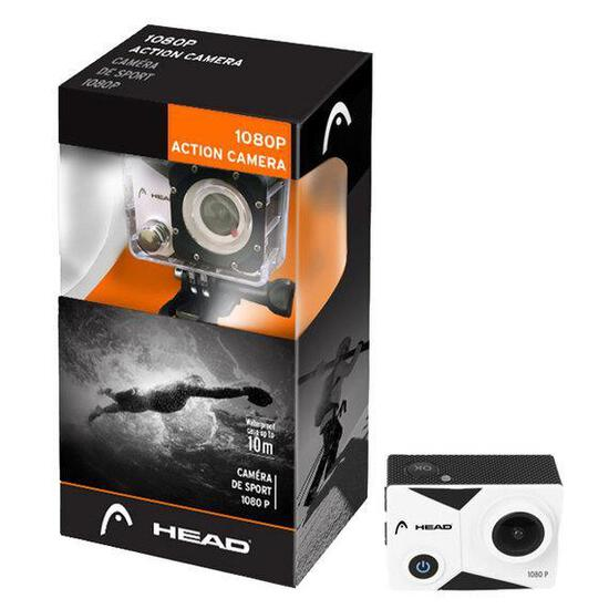 HEAD HD 1080P Action Camera - $79.99 MSRP