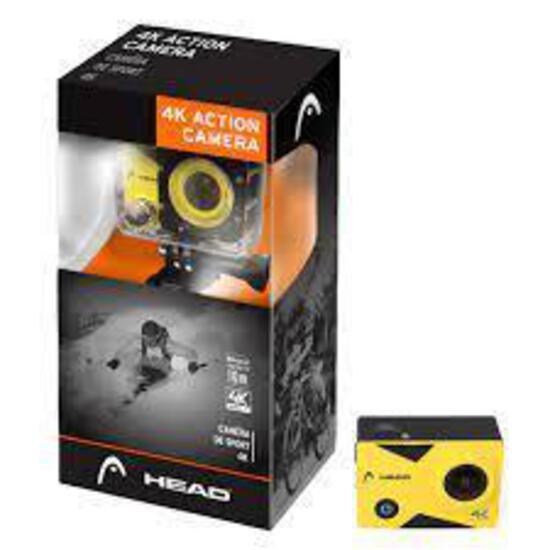 HEAD HD 4K Action Camera - $99.99 MSRP