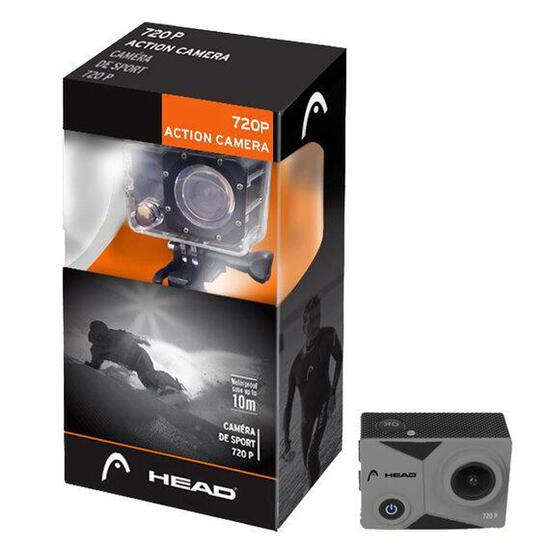 HEAD HD 720P Action Camera - $39.99 MSRP