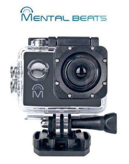 Mental Beats Amphibia HD 1080P Action Camera - $39.99 MSRP
