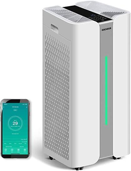 Gocheer Air Purifier for Large Room CADR 1,000 Covers 2,500 Sq ft - $599.99 MSRP