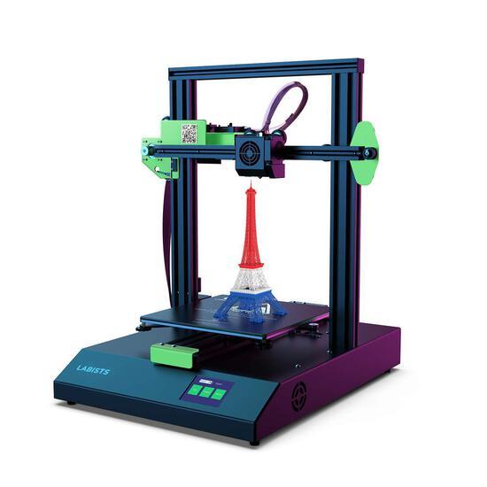 LABISTS ET4 3D Printer, Auto Leveling 3D Printer DIY Kit