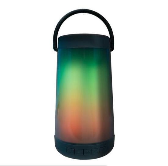 LitezAll Spectrum Color-Changing LED Wireless Bluetooth Speaker - $19.94 MSRP