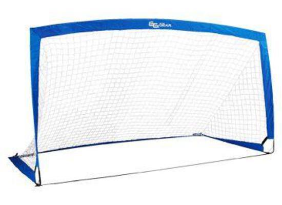 Go Time Gear Equator Easy Set-Up Soccer Goal - $34.99 MSRP