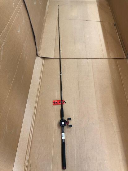 Shakespeare Ugly Stik GX2 BlackMax Reel and Rod Combo