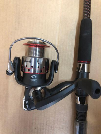 Shakespeare Ugly Stik GX2 Spinning Rod and Reel Combo