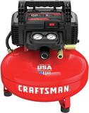 CRAFTSMAN Air Compressor, 6 Gallon