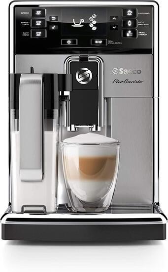 Saeco PicoBaristo Super Automatic Espresso Machine, 1.8 L, Stainless Steel, HD8927/47 $1,199.95 MSRP