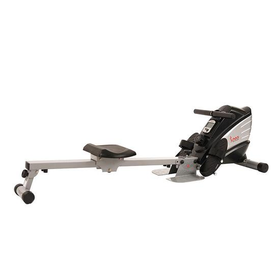 Sunny Health&Fitness SF-RW5622 Dual Function Magnetic Rowing Machine Rower With LCD - $245.98 MSRP