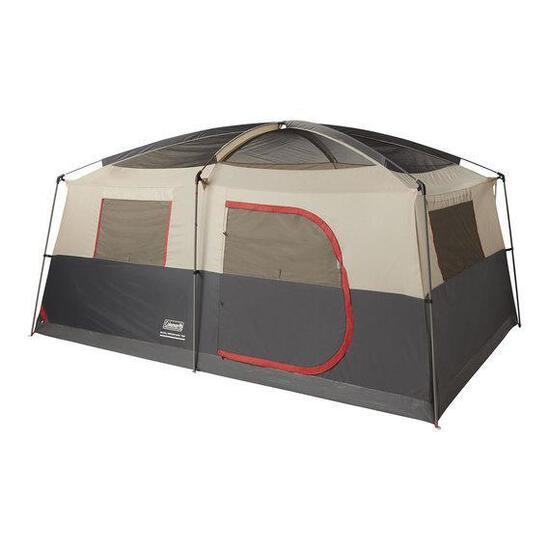 Coleman Quail Mountain 10-Person Cabin Tent $229.99 MSRP