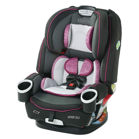 Graco 4Ever DLX 4 in 1 Car Seat | Infant to Toddler Car Seat, with 10 Years of Use, $269.99 MSRP