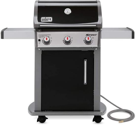 Weber 47510001 Spirit E310 Natural Gas Grill, Black - $844.90 MSRP