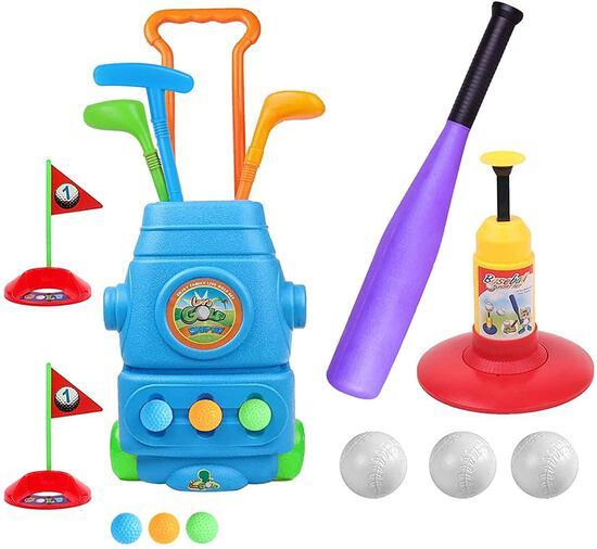 HanShe Golf Toy,Baseball Toy,Kids Golf Set - $23.99 MSRP
