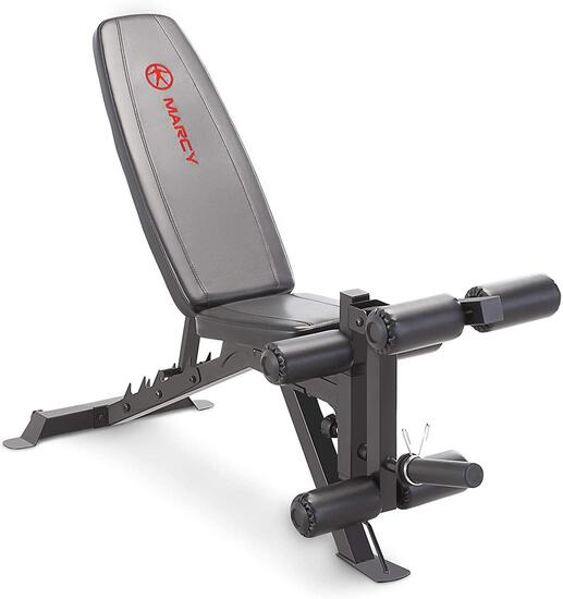Marcy Adjustable 6 Position Utility Bench (SB-350)