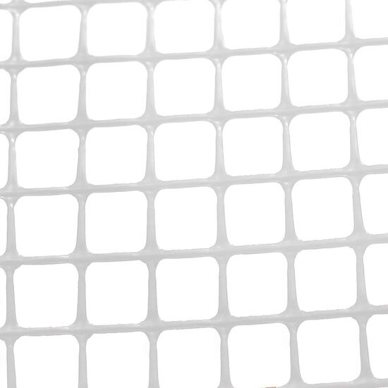 Cardinal Gates Heavy-Duty Outdoor Deck Netting, Translucent white , 15' - $32.00 MSRP