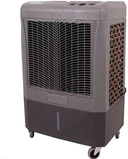 Hessaire MC37M Portable Evaporative Cooler, 3100 Cubic Feet per Minute... $328.00 MSRP