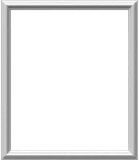 "Ekena Millwork PNL24X28AS-01 24""W x 28""H x 1/2""P Ashford Molded Classic Wainscot Wall Panel"
