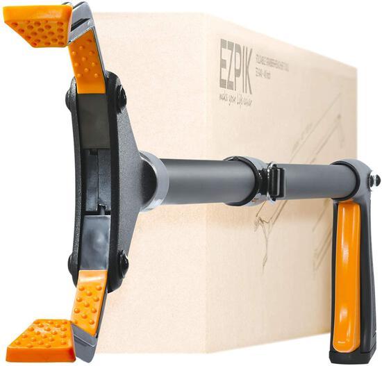 "EZPIK 40"" Long Grabber Reacher Tool Heavy Duty - Long Reach Grabber Tool with Rotating Head - Trash"