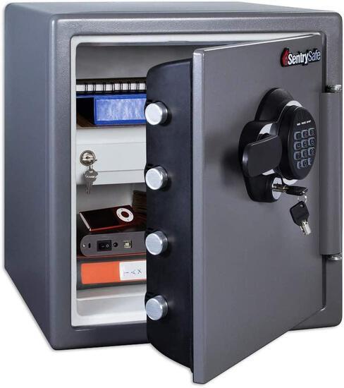 SentrySafe SFW123GDC Fireproof Safe and Waterproof Safe w/ Digital Keypad 1.23 cu. ft. $264.99 MSRP