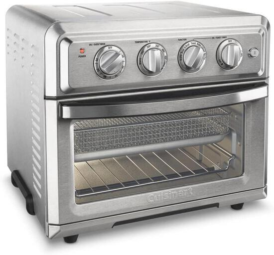 Cuisinart Airfryer, Convection Toaster Oven, Silver - $186.79 MSRP